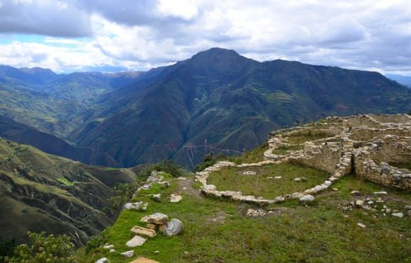 Cable car link for Kuelap, the 'new Machu Picchu'