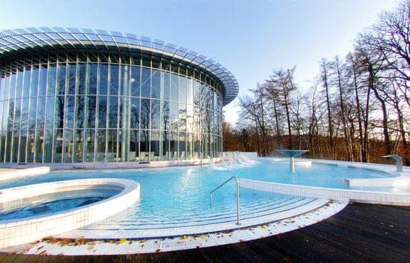 Belgium's Bath: a spa break in Spa