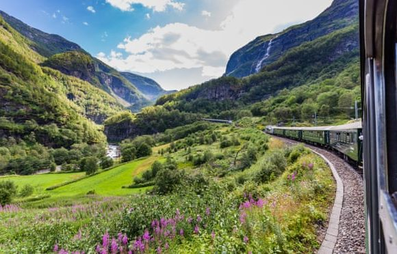 10 of Europe's most scenic train journeys