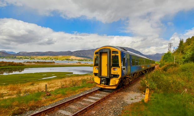 I saw Scotland in a week – with an unlimited train ticket