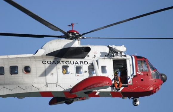 Coast Guard Stretches Helicopter Limits to Rescue Sick Cruise Passenger
