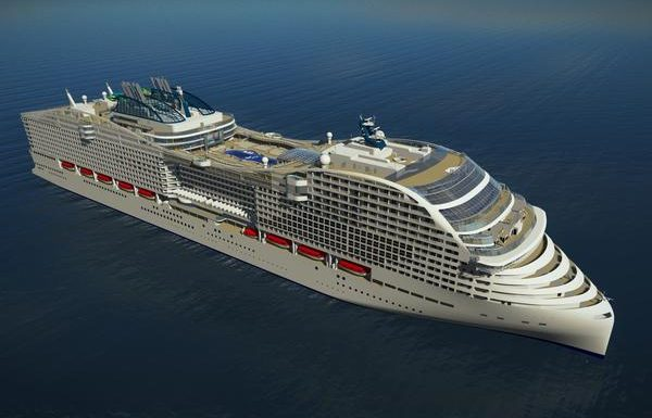 MSC Cruises Extends Fleet Expansion Plan up to 2030