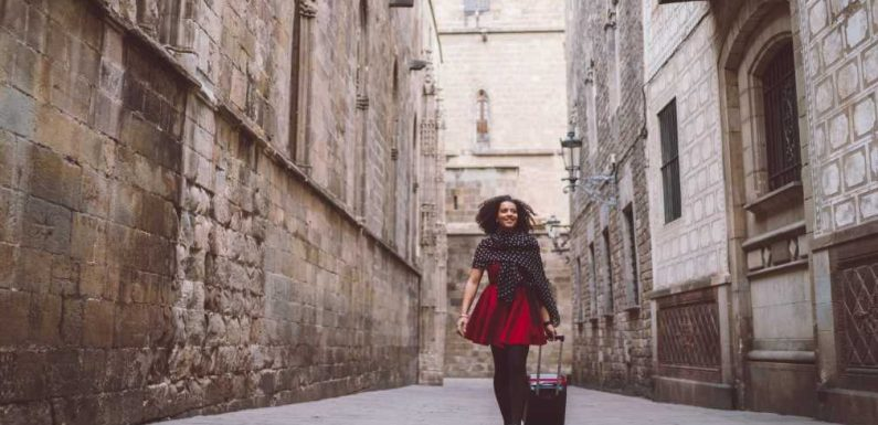 What does it mean to be a black traveler?
