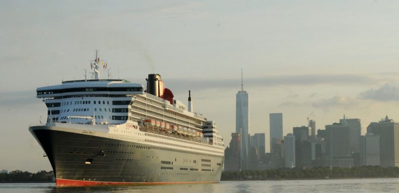 Cunard's Literature Festival at Sea ·
