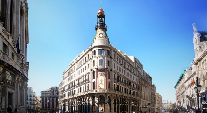 Four Seasons Hotel Madrid preparing for May opening