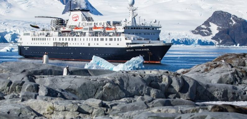 Intrepid launches new polar voyages on Ocean Endeavour ·