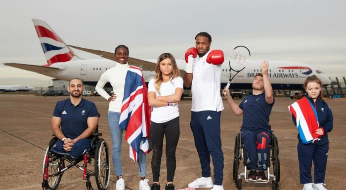 British Airways partners with Team GB and ParalympicsGB for Tokyo 2020