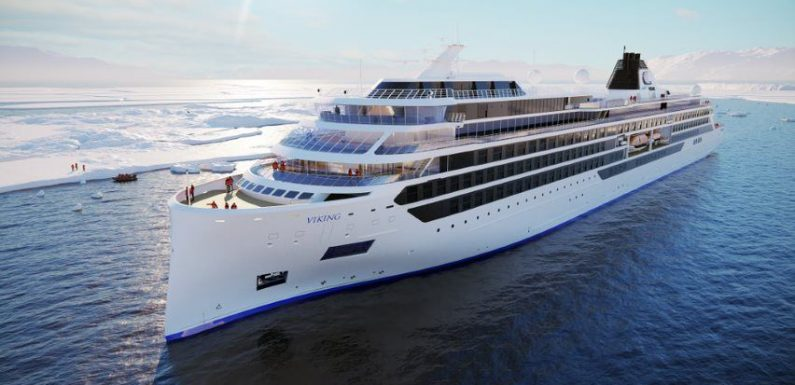 Viking announces launch of expedition voyages ·