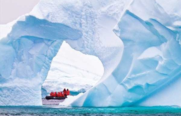 Fly free to Antarctica with Lindblad Expeditions ·
