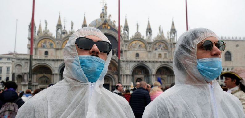 Travel advice for Brits with trips to Italy following its coronavirus outbreaks