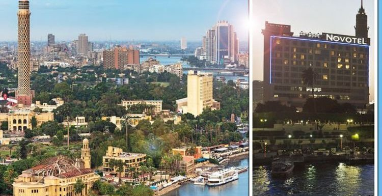 Cairo travel: Escaping the bedlam on Gezira Island's river oasis
