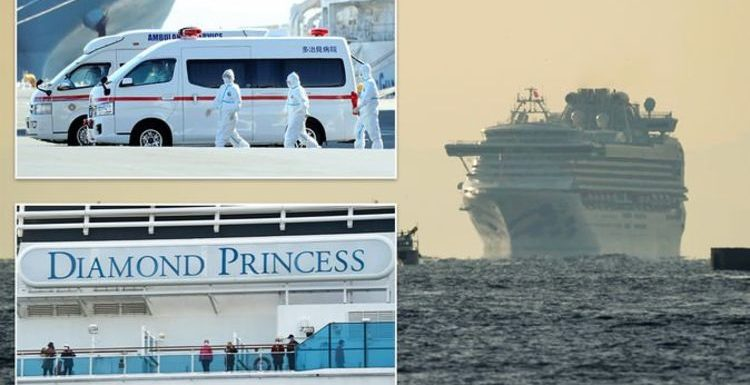 Coronavirus: 37 more passengers infected on Diamond Cruise ship as death toll hits 1,000