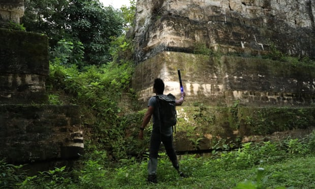 Laser maps reveal 'lost' Mayan treasures in Guatemala jungle