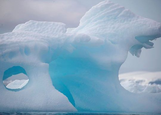 Postcards from Antarctica: A landscape of the imagination