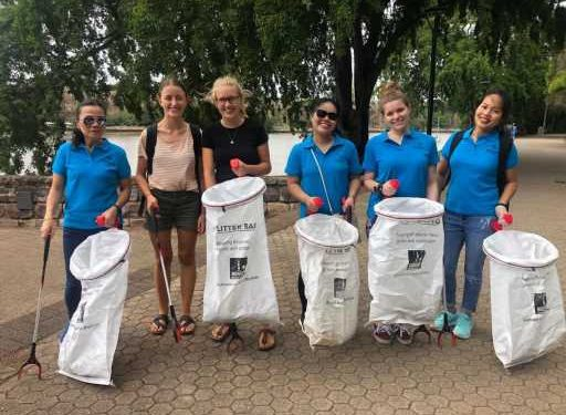 Hilton Brisbane cleans up the city ·