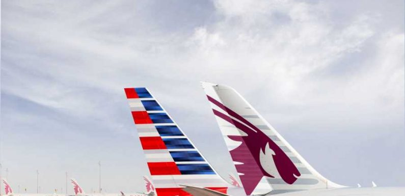 Qatar Airways and American Airlines sign strategic partnership ·