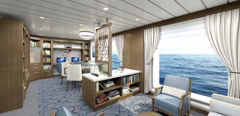 Victory Cruise Lines sets inaugural itineraries for Ocean Victory