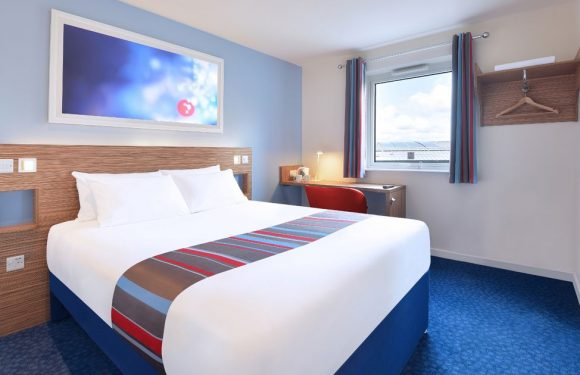 Travelodge currently has family rooms from £8.74pp for the Easter holidays