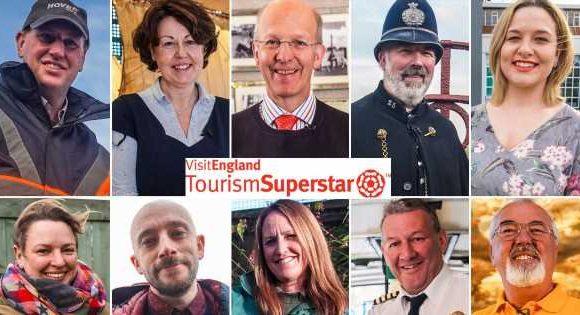 Vote now for your staycation holiday hero in the 2020 Tourism Superstar award
