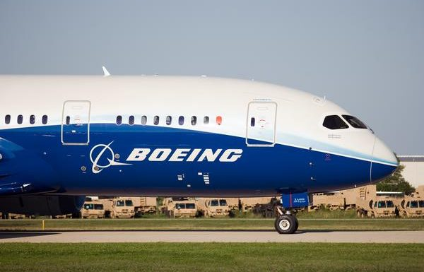 Boeing CEO to Forgo Pay as Company Navigates COVID-19 Crisis
