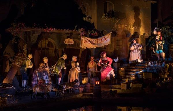WATCH: Family Recreates Disney's Pirates of the Caribbean Ride at Home
