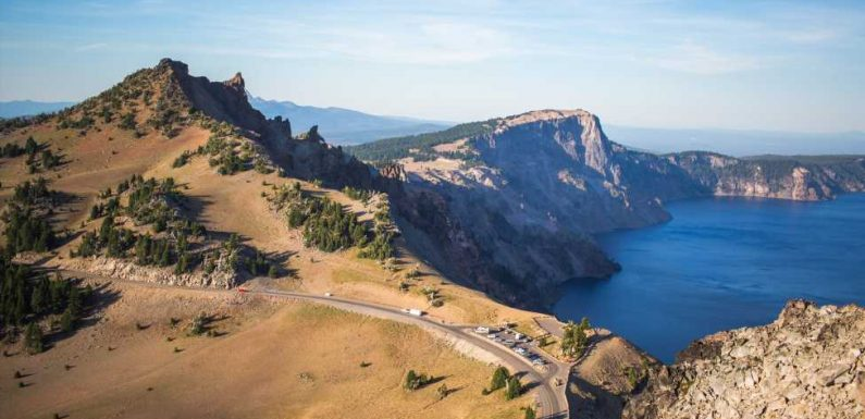 Unforgettable  road trips in North America