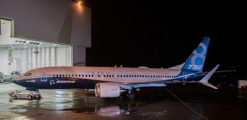 Boeing faces possible further 737 Max delays over rewiring of  aircraft