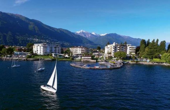Heavenly stay at Switzerland Hotel Eden Roc Ascona
