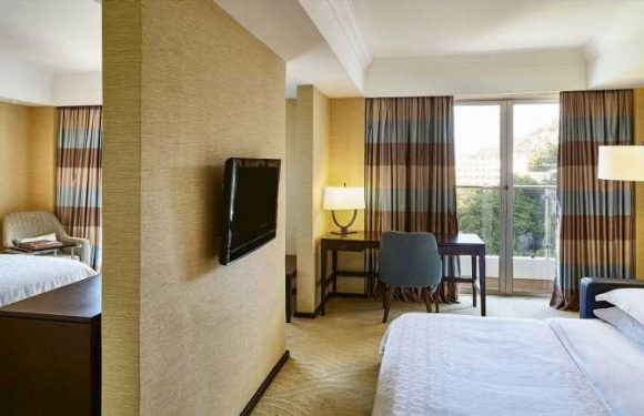Kid centric stay at the Sheraton Grand Rio