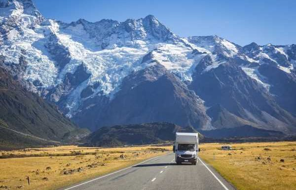 On the road: Top tips for getting the most out of your motorhome holiday