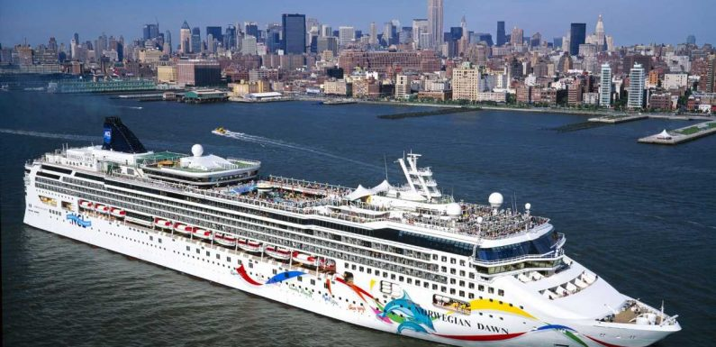 Cruise line investigated over claims it misled customers about coronavirus