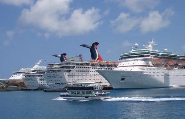 CDC Issues New Guidelines for Cruise Lines