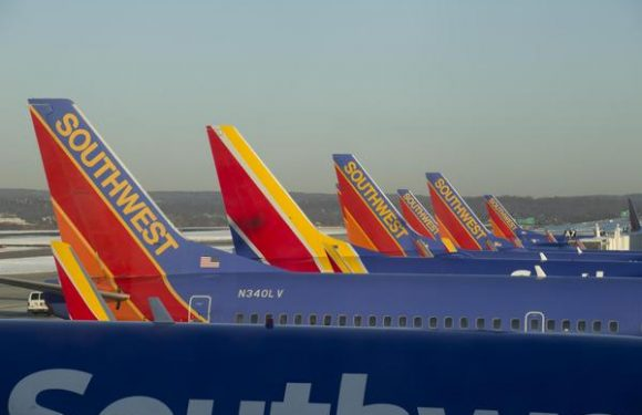 Southwest Airlines Cuts Flight Schedule By Over 40 Percent