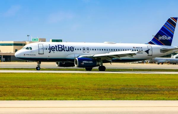 JetBlue Temporarily Consolidates Service From Five US Cities