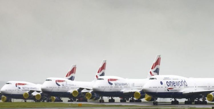 British Airways travel advice for customers with August & September flights booked