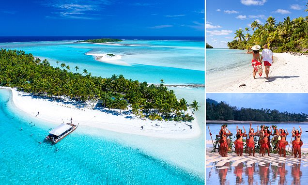 Are the Cook Islands the most beautiful islands in the world?