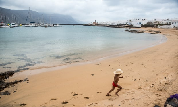 Canary Islands reopen to tourists – offering sun, sea, sand and safety
