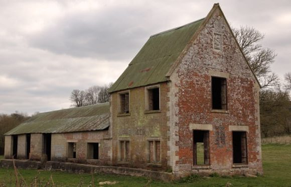 Britain's historic ghost villages