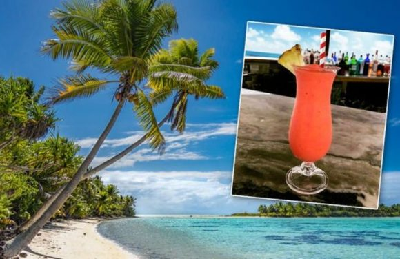 Missing the beach? This rum cocktail will transport you straight to sunshine