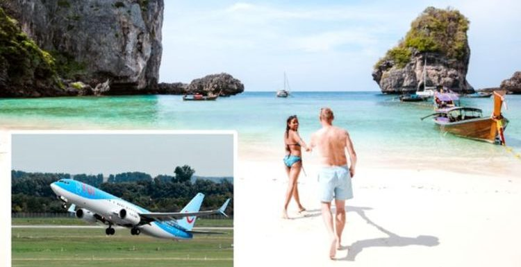 TUI holidays: TUI updates advice for flights, holidays and cruises – what you need to know