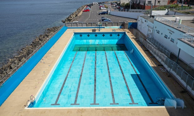 'It's a social lifeline': swimmers frustrated as UK lidos stay shut