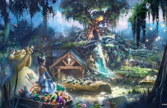Disneyland, Disney World to Reimagine Splash Mountain With New Theme