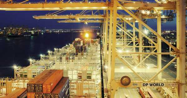 DP World launches shipping line with Saudi Ports Authority