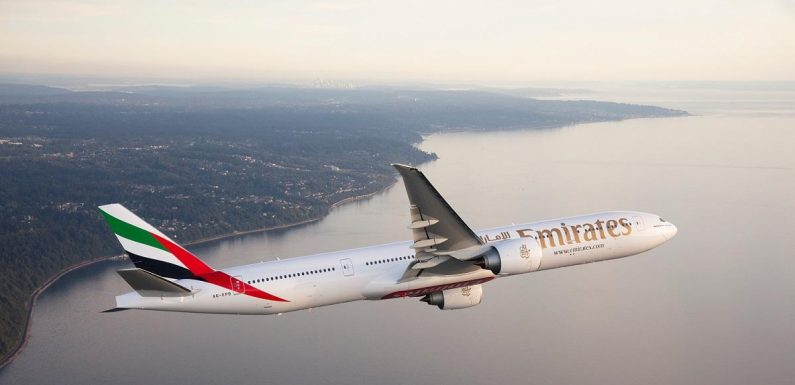 Emirates airline adds seven destinations to its growing schedule