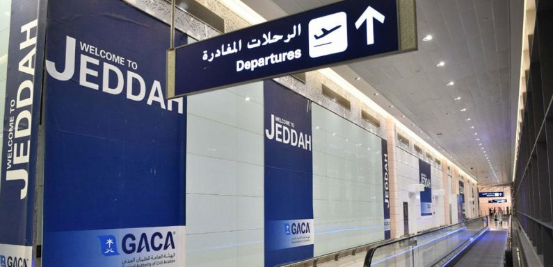 Jeddah shuts door on iconic airport terminal