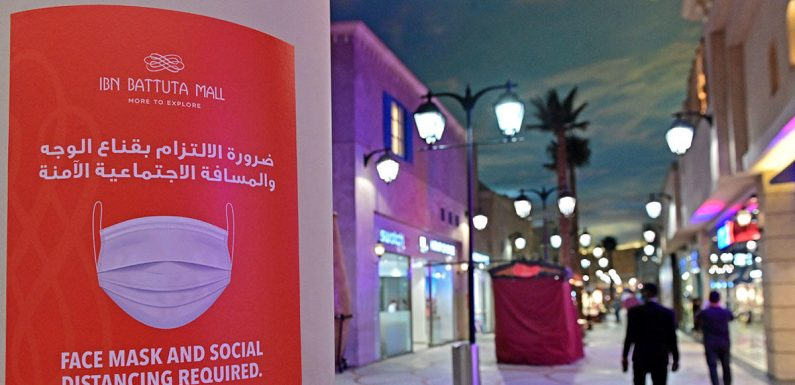 Malls, restaurants in UAE allowed operate at 60% capacity