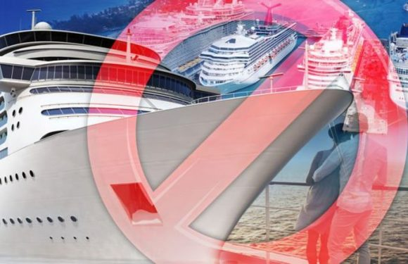 Cruise holidays: UK government warns against cruises in major new caution to Britons