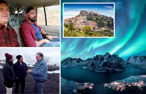 Down to Earth with Zac Efron: Stunning countries actor visits – and now you can too