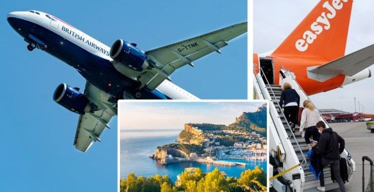 British Airways and easyJet launch summer sales with cheap flights from just £13.99