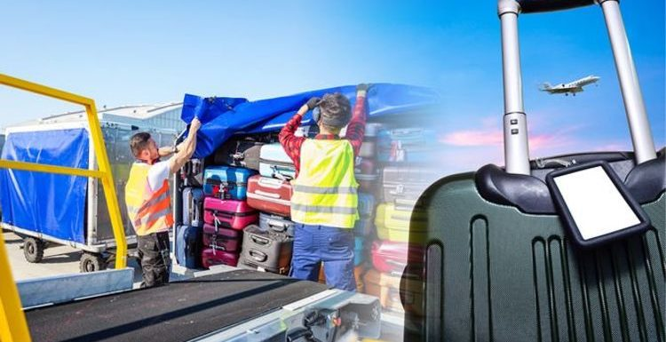 Baggage handler reveals simple luggage mistake that could result in danger